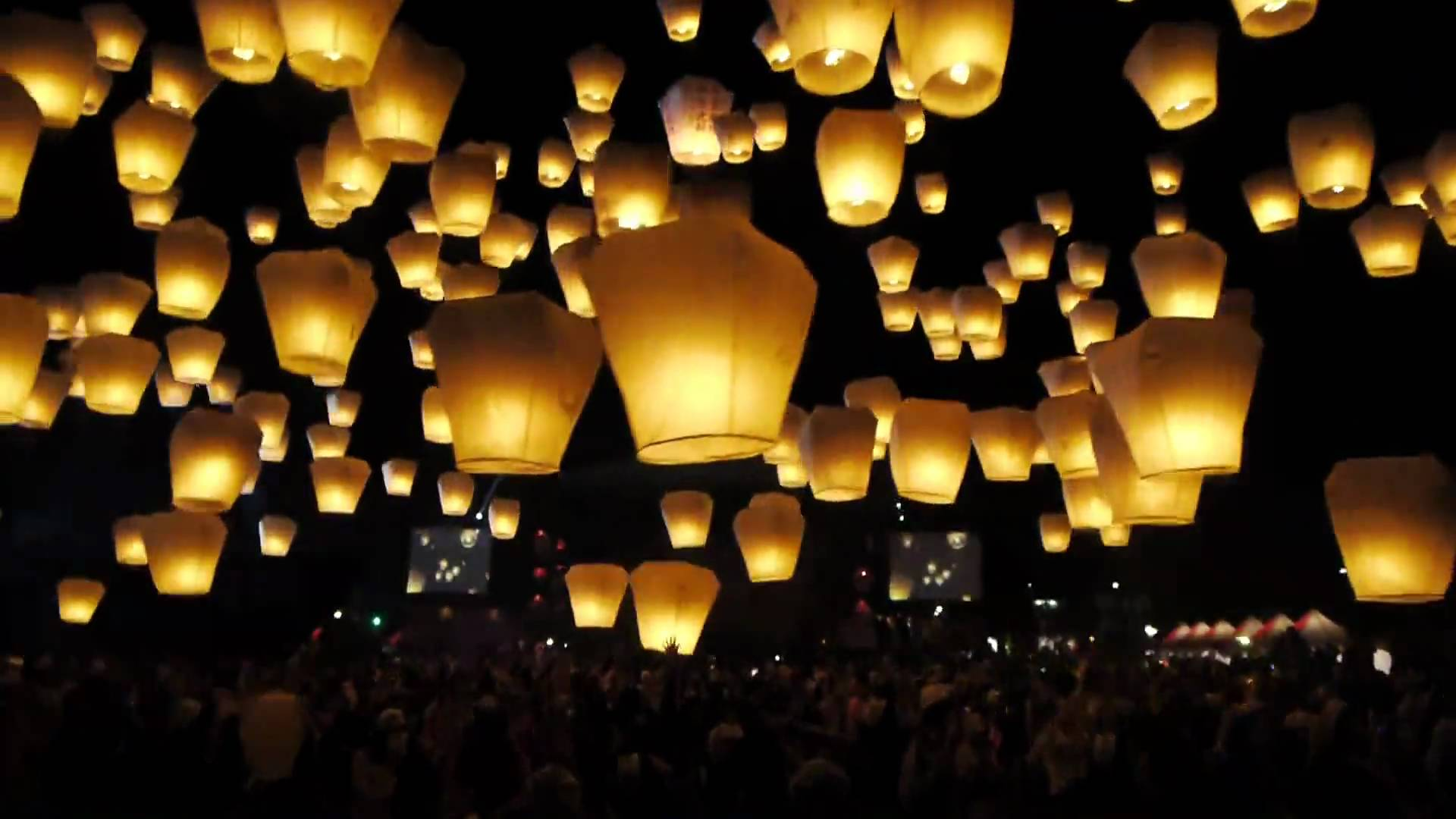 Sky Lanterns Wallpaper Iphone Lanterns Wallpapers Wallpaper Cave