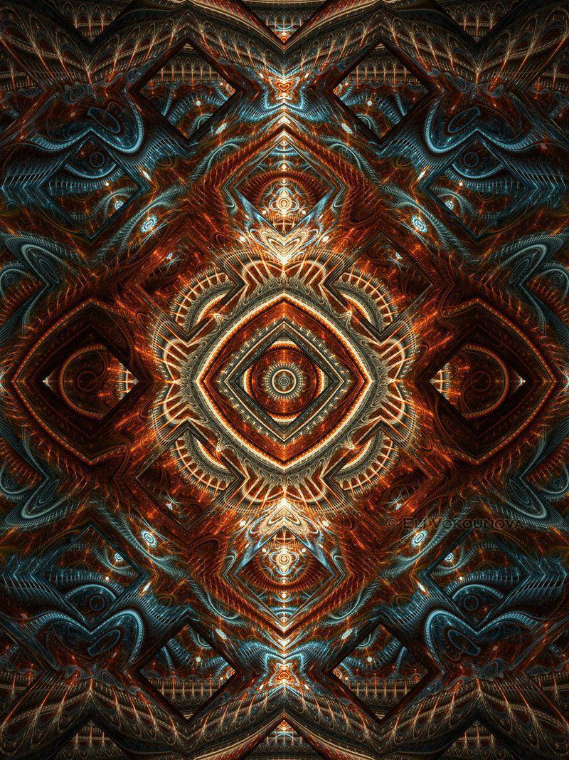 Cute Mandala Wallpaper Third Eye Wallpapers Wallpaper Cave