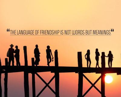 Friendship Quotes Wallpapers - Wallpaper Cave