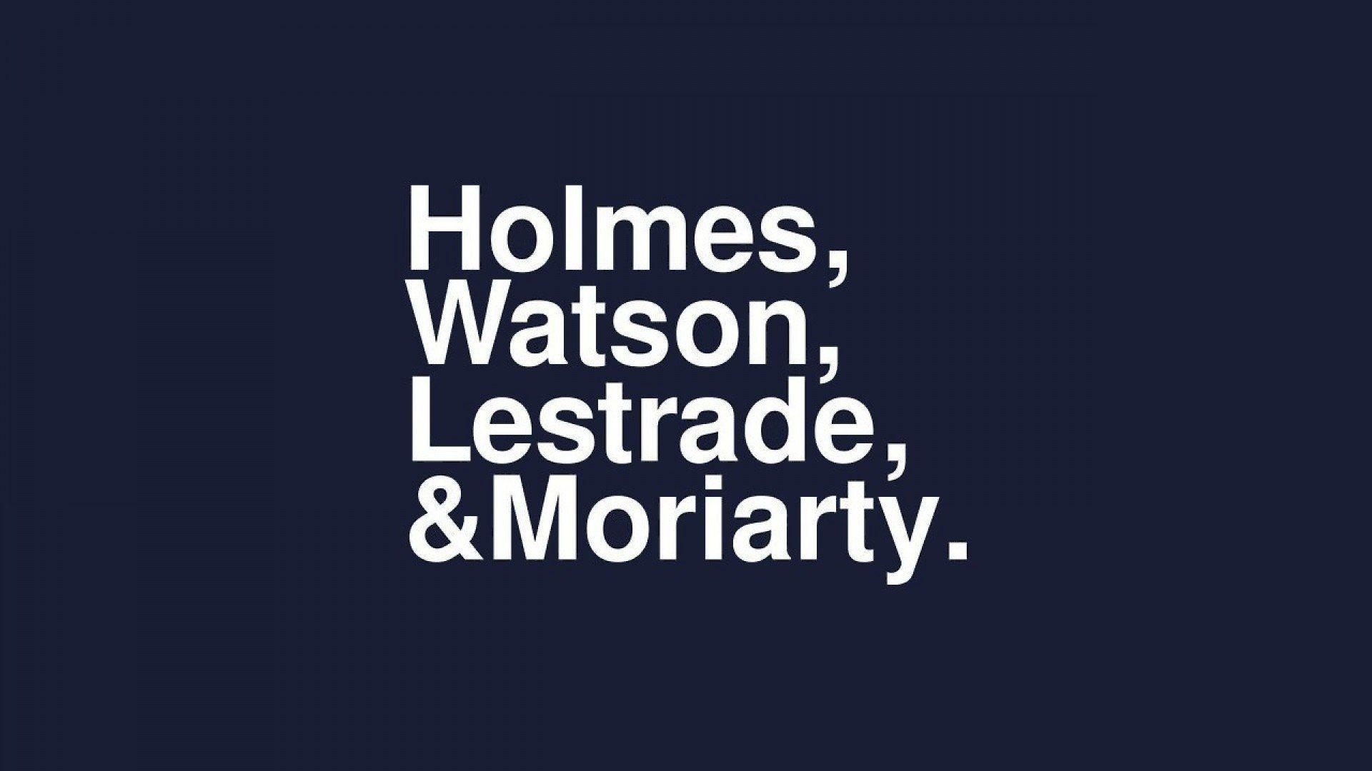 Sherlock Bbc Quotes Wallpaper Moriarty Wallpapers Wallpaper Cave