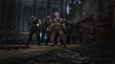 Call Of Duty WW2 Zombies Wallpapers - Wallpaper Cave