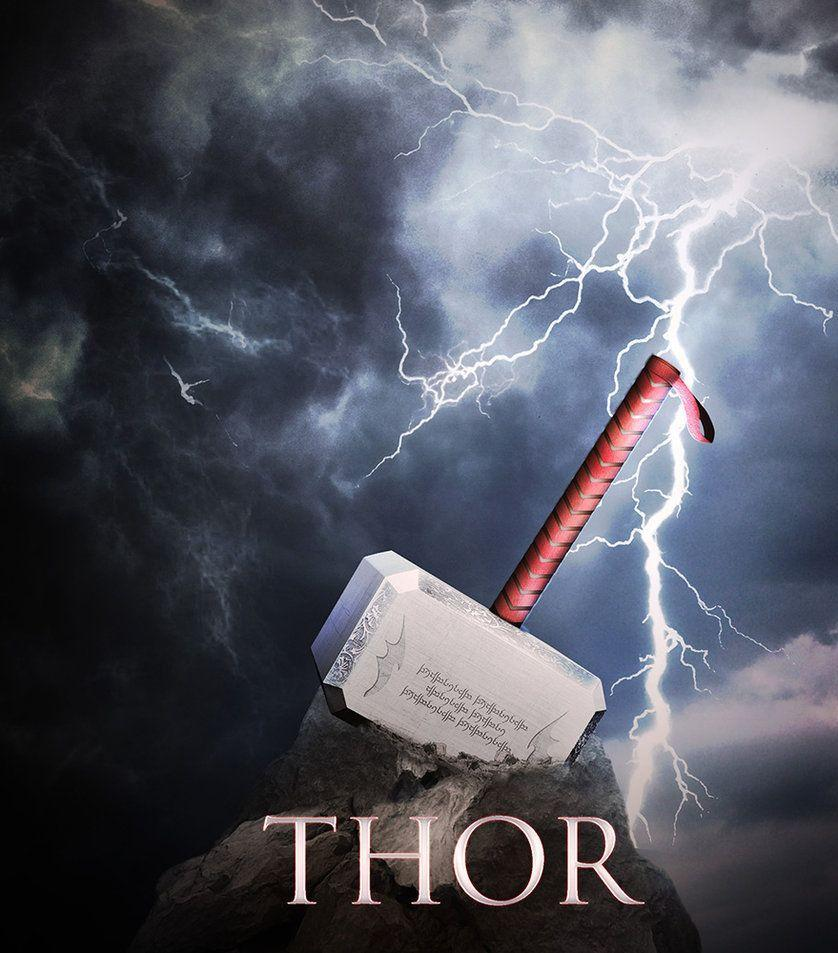 3d Thor Ragnarok Android Wallpaper Thor Logo Wallpapers Wallpaper Cave
