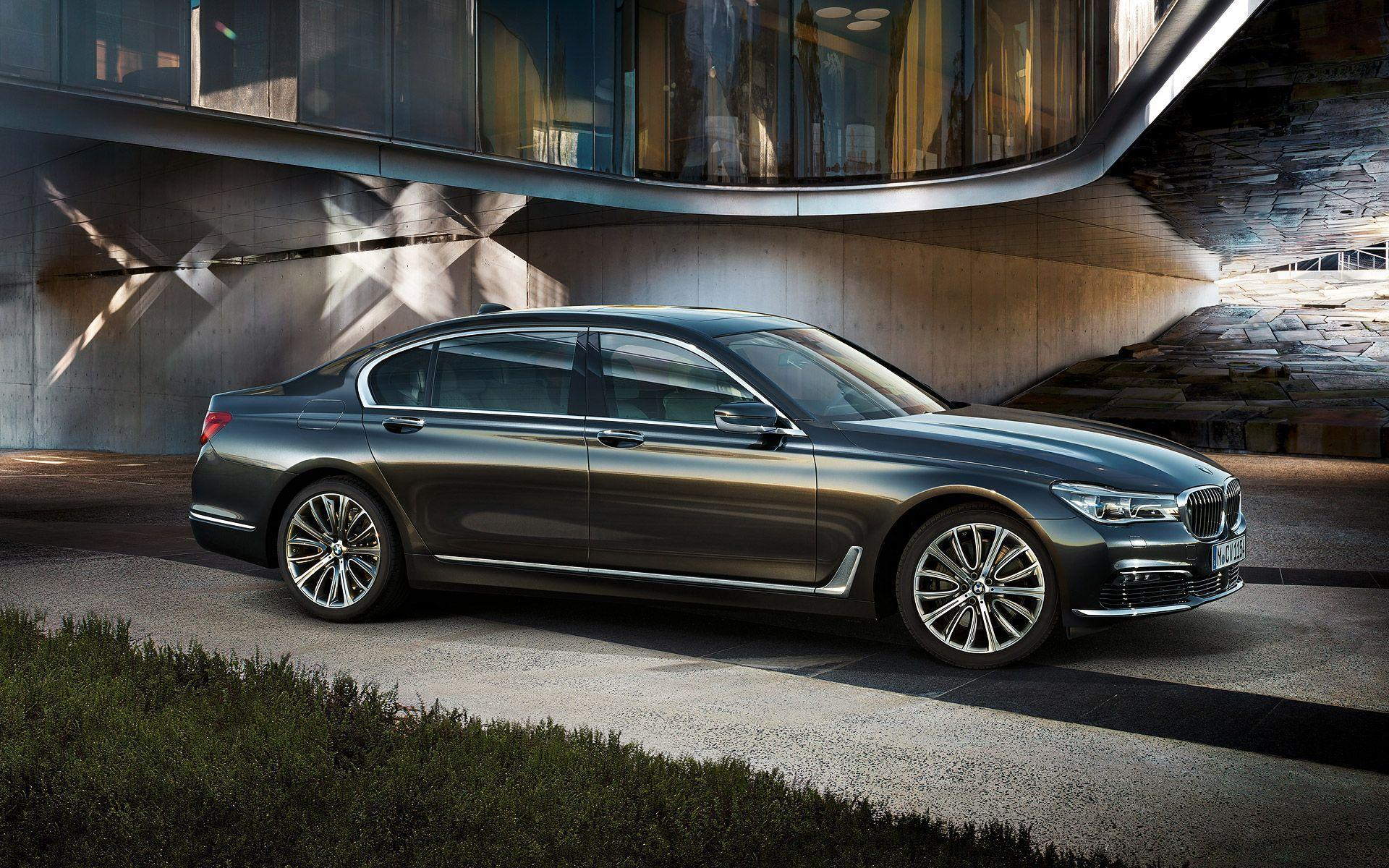 7 Serie Bmw 7 Series Wallpapers Wallpaper Cave