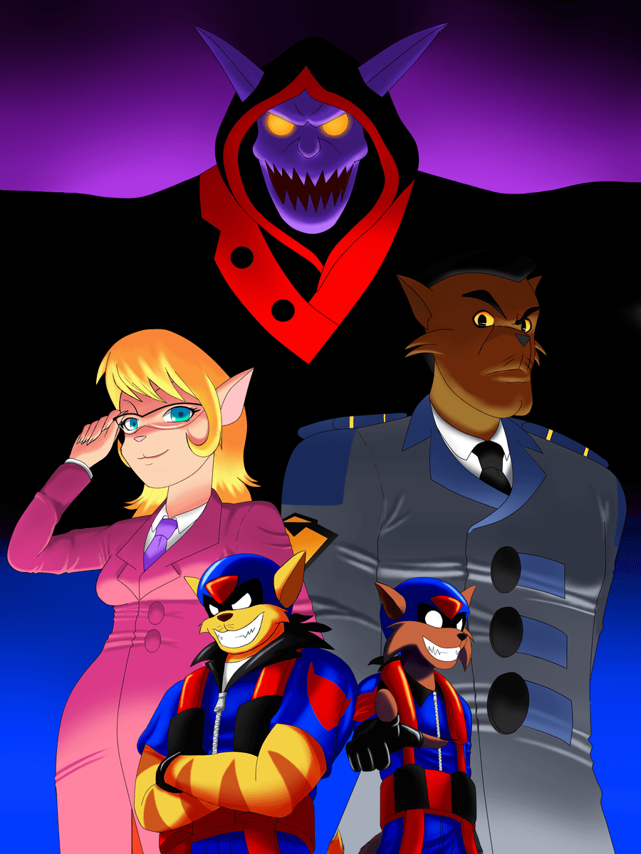Tom And Jerry 3d Wallpaper Swat Kats The Radical Squadron Wallpapers Wallpaper Cave
