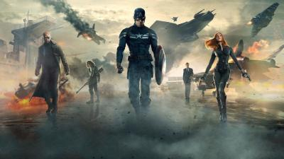 Captain America: Winter Soldier Wallpapers - Wallpaper Cave