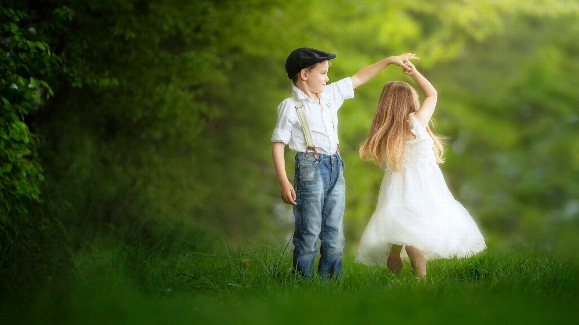Boy and Girl Wallpapers
