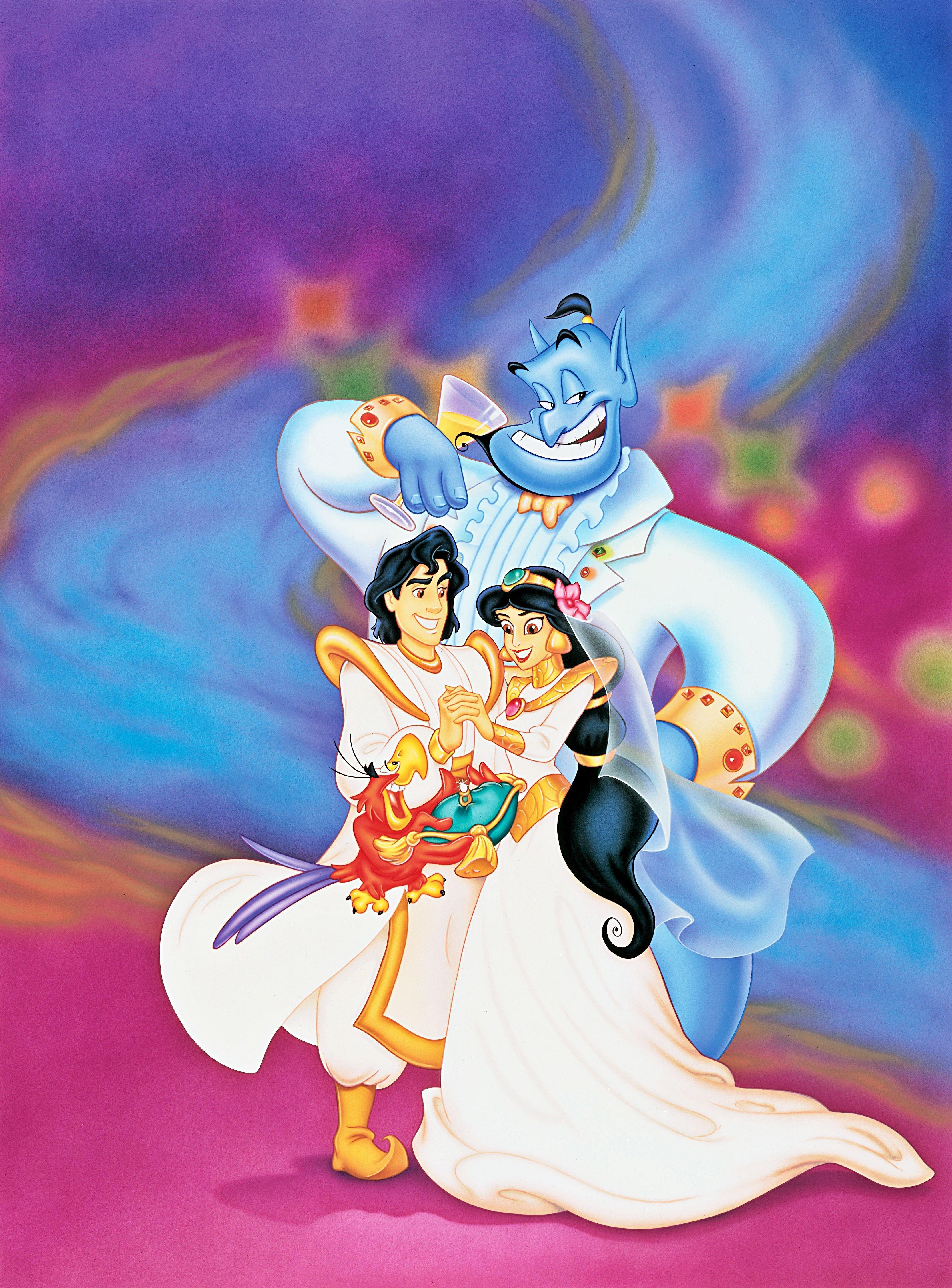 Disney Aladdin Wallpaper Aladdin Disney Wallpapers Wallpaper Cave