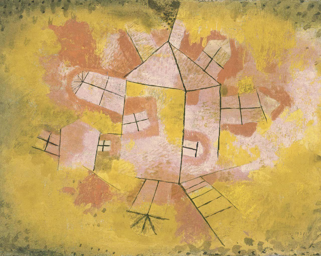 Paul Klee Pinturas Paul Klee Wallpapers Wallpaper Cave