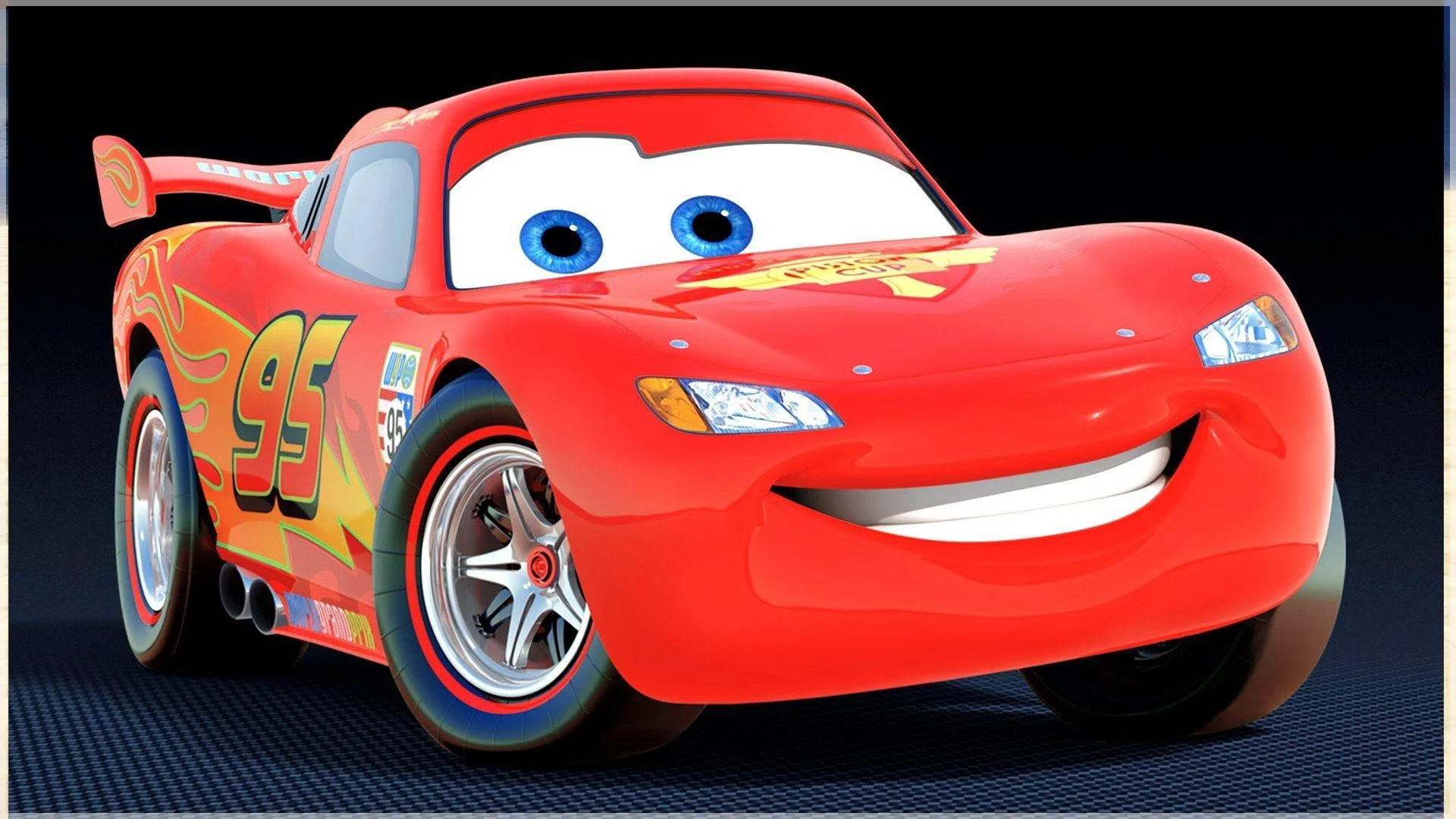 Rayo Mcqueen Cars 2 Wikipedia Lightning Mcqueen Character From