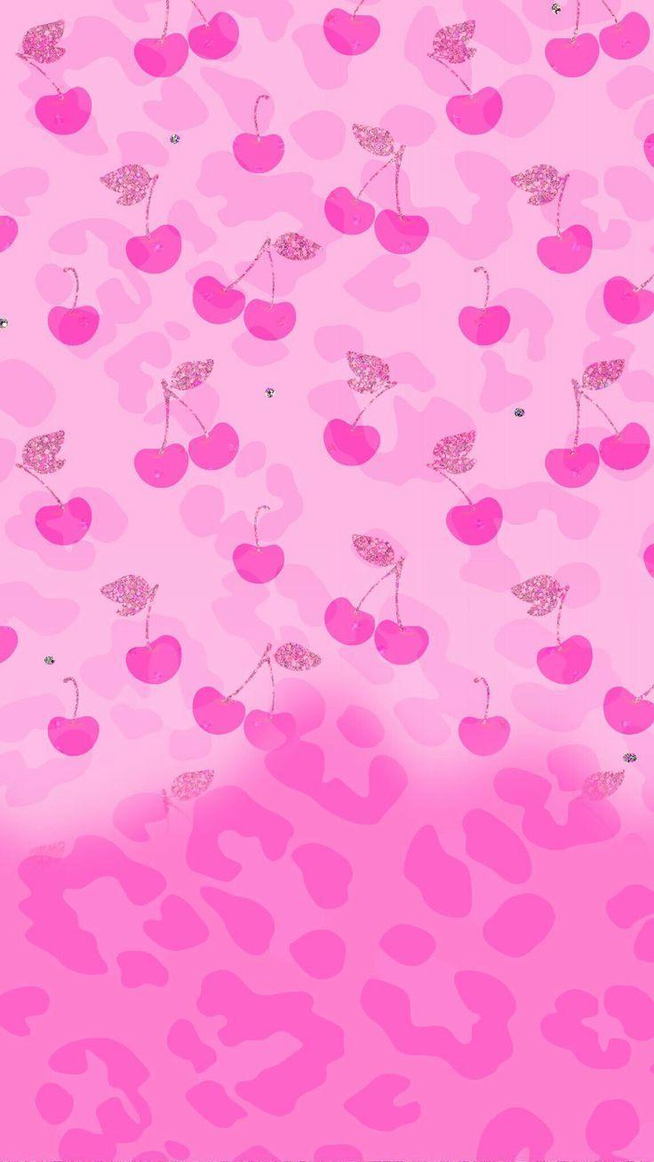 Leopard Print Wallpaper Iphone Pink Slime Wallpapers Wallpaper Cave