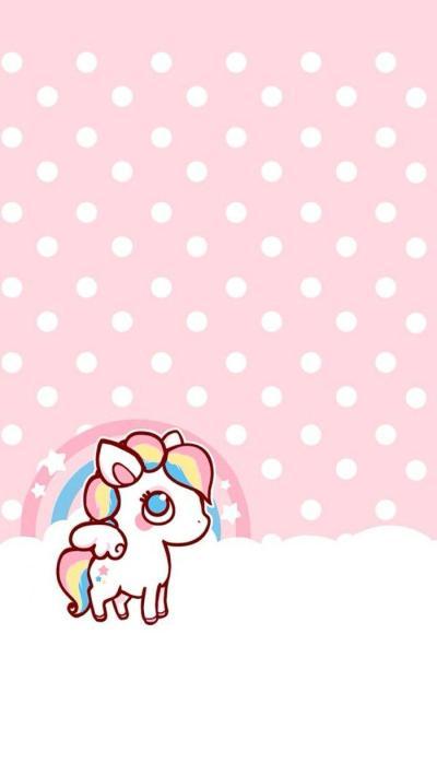 Cartoon Unicorn Wallpapers - Wallpaper Cave