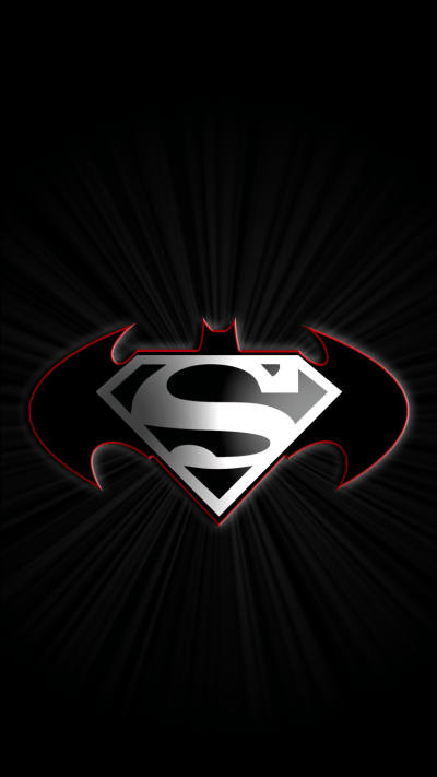 Batman Vs Superman Logo Wallpapers - Wallpaper Cave