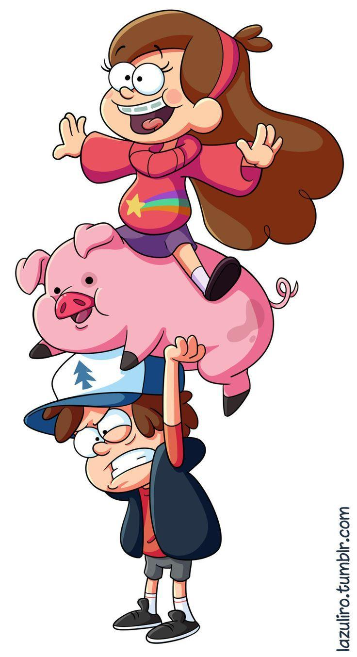 Gravity Falls Wallpaper For Android Waddles Wallpapers Wallpaper Cave