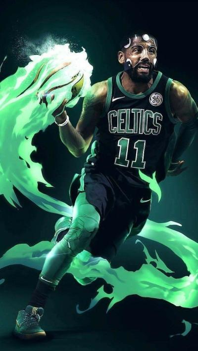 Kyrie Irving 2018 Wallpapers - Wallpaper Cave