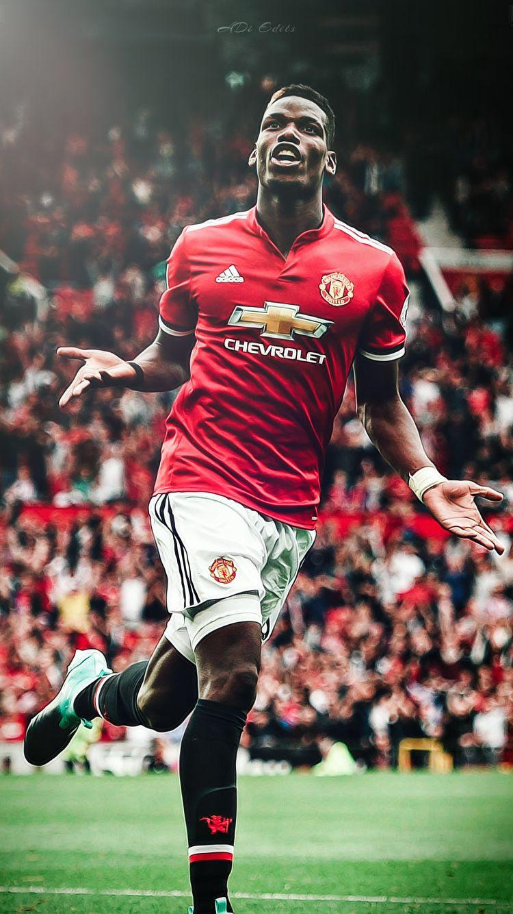Manchester United Iphone Wallpaper Hd Pogba 2018 Wallpapers Wallpaper Cave