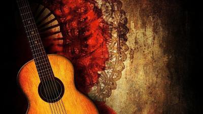 Spanish Guitar Wallpapers - Wallpaper Cave
