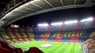 Camp Nou HD Wallpapers - Wallpaper Cave