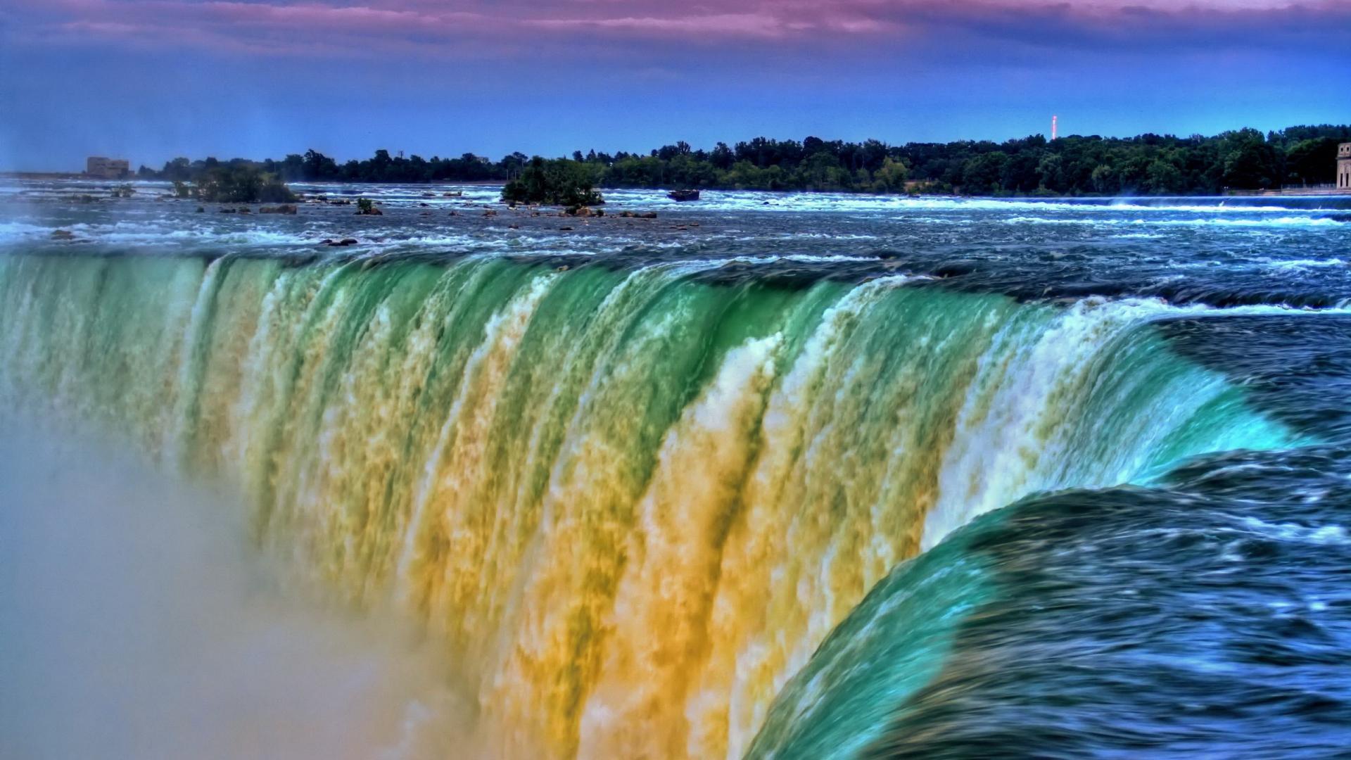Hd Niagara Falls Wallpaper North America Wallpapers Wallpaper Cave