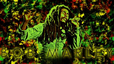 HD Bob Marley Wallpapers - Wallpaper Cave
