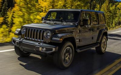 Jeep Wrangler 2018 Wallpapers - Wallpaper Cave