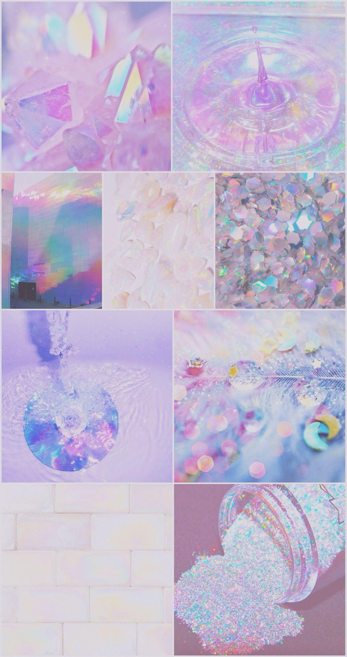 Cute Girl Wallpaper For Iphone 6 Holo Aesthetic Wallpapers Wallpaper Cave