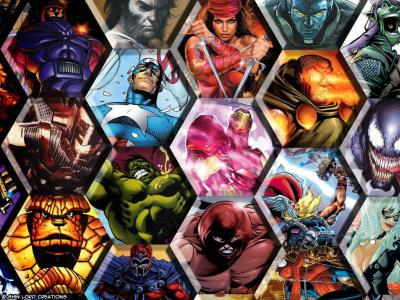 Marvel Vs Dc Wallpapers HD - Wallpaper Cave