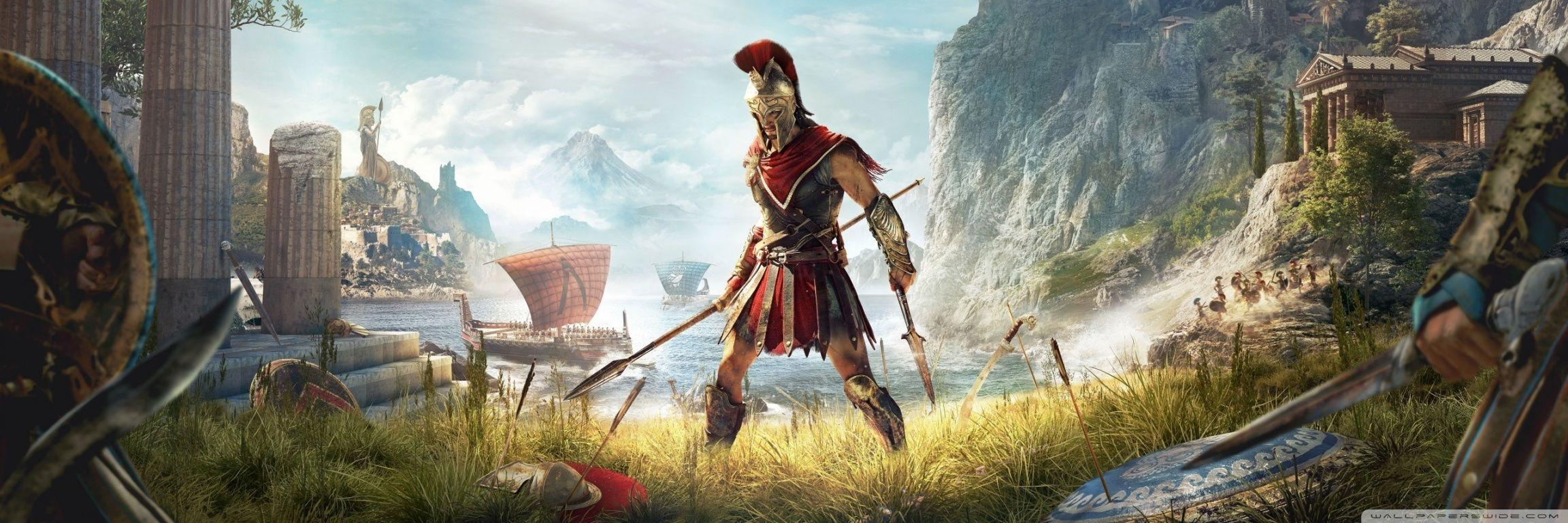 Assassins Creed Wallpaper Hd Assassin S Creed Odyssey Wallpapers Wallpaper Cave