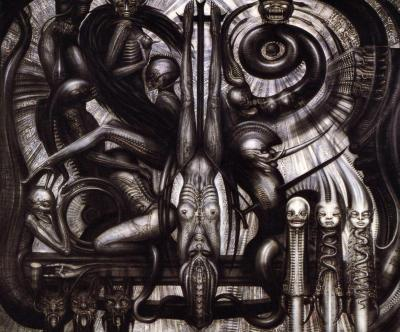 H R Giger Wallpapers - Wallpaper Cave