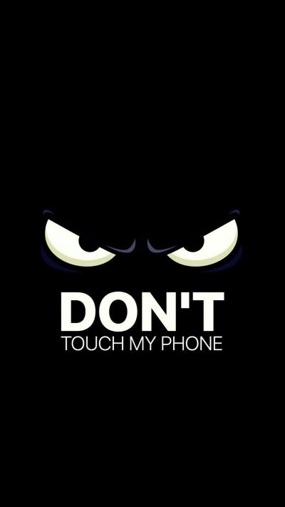 Don't Touch My Computer Wallpapers - Wallpaper Cave