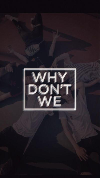Why Don't We Logo Wallpapers - Wallpaper Cave