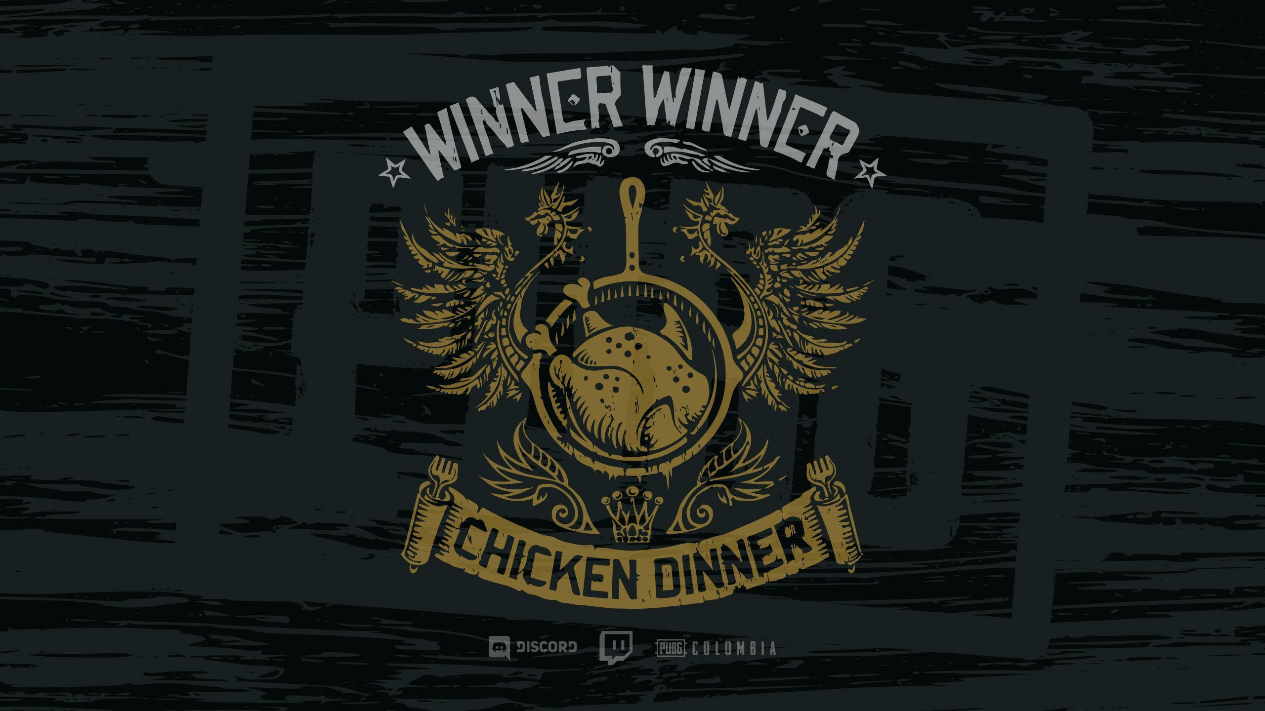 Chicken Dinner Pubg Wallpaper Winner Winner Chicken Dinner Wallpapers Wallpaper Cave