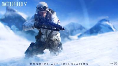 Battlefield V 4K Wallpapers - Wallpaper Cave