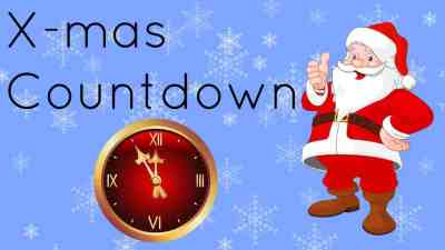 Christmas Countdown Wallpapers - Wallpaper Cave
