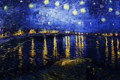 Starry Night Over The Rhone Wallpapers - Wallpaper Cave