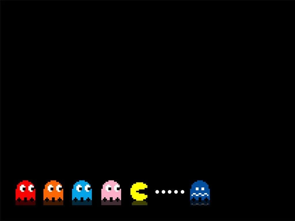 Pacman Iphone X Wallpaper Pac Man Wallpapers Wallpaper Cave