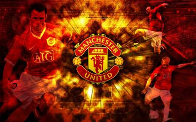 Manchester United Logo Wallpapers HD 2015 - Wallpaper Cave