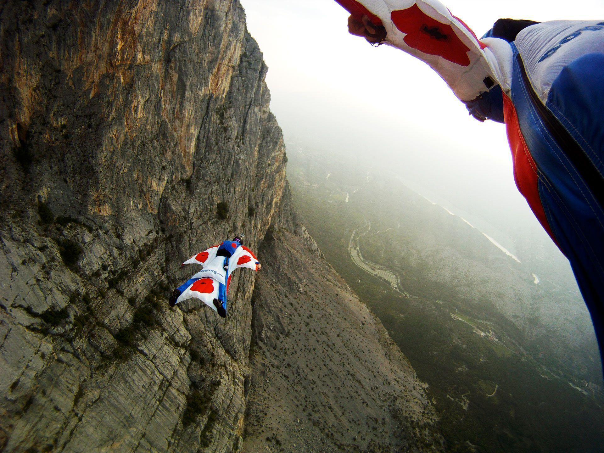 Paragliding Wallpaper Hd Wingsuit Wallpapers Wallpaper Cave