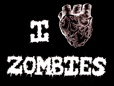 Cool Zombie Wallpapers - Wallpaper Cave