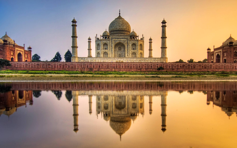 Taj mahal india hdr wallpapers hd wallpapers