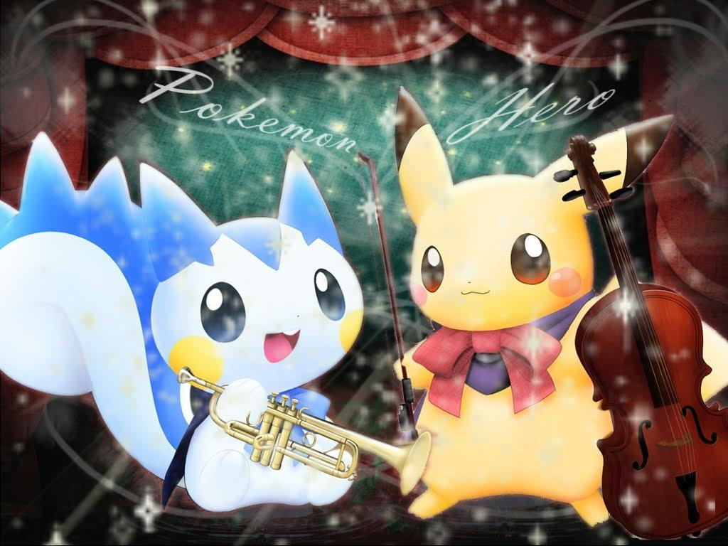 Cute Trumpet Wallpapers Pokemon Wallpapers Cute Wallpaper Cave