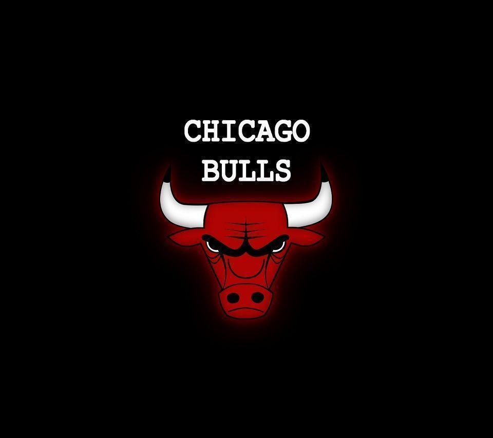 Fall Wallpaper Iphone 7 Chicago Bulls Logo Wallpapers Wallpaper Cave