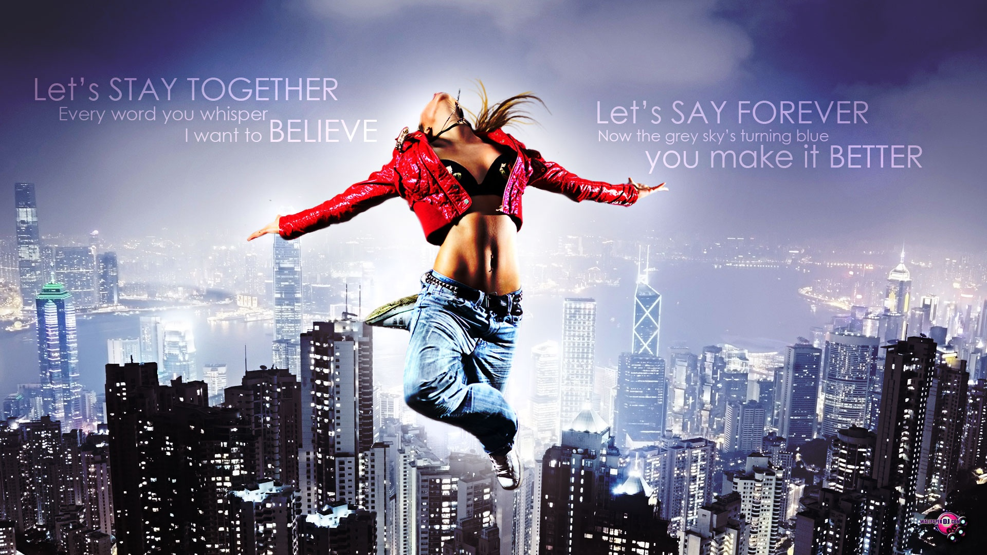 Dj Girl Hd Wallpapers 1920x1080 I Want To Believe Wallpaper Music And Dance