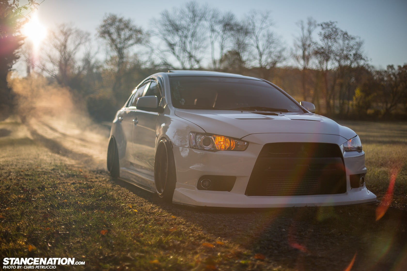 Evo 10 Wallpaper White Sedan Mitsubishi Lancer Evo X Mitsubishi Lancer