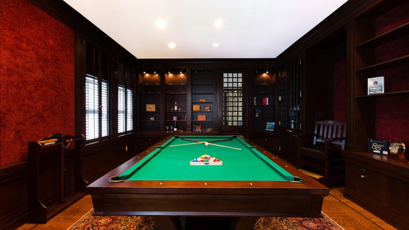 Brown Wallpaper Iphone X Billiards Table Hd Wallpaper Wallpaperfx