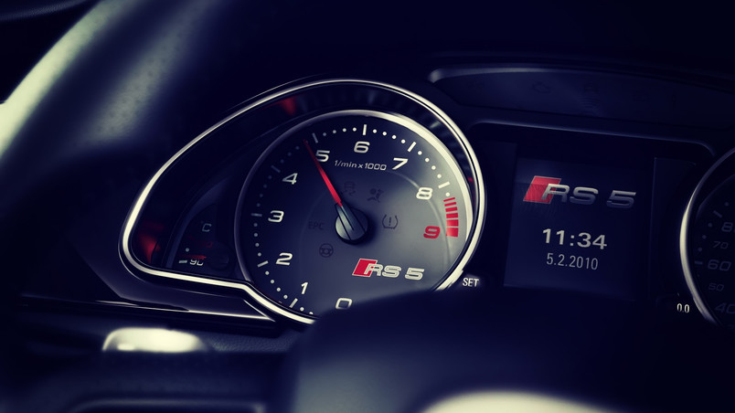 Mercedes Car Wallpaper For Mobile Audi Rs5 Dashboard Hd Wallpaper Wallpaperfx