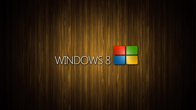 Microsoft Windows 8 Logo HD Wallpaper - WallpaperFX