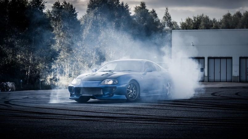 World Best Car Hd Wallpaper 1080p Gorgeous Toyota Supra Hd Wallpaper Wallpaperfx