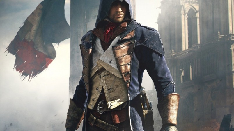 320x480 Animated Wallpapers Assassins Creed Unity Hd Wallpaper Wallpaperfx
