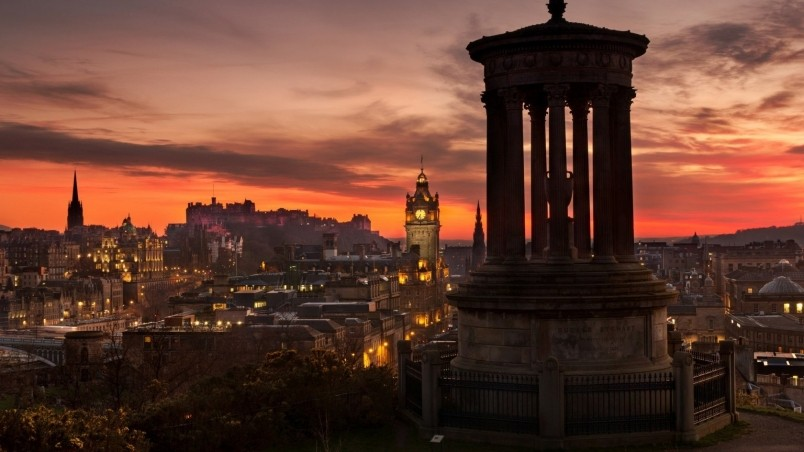Bing Animated Wallpaper Edinburgh Scotland Hd Wallpaper Wallpaperfx