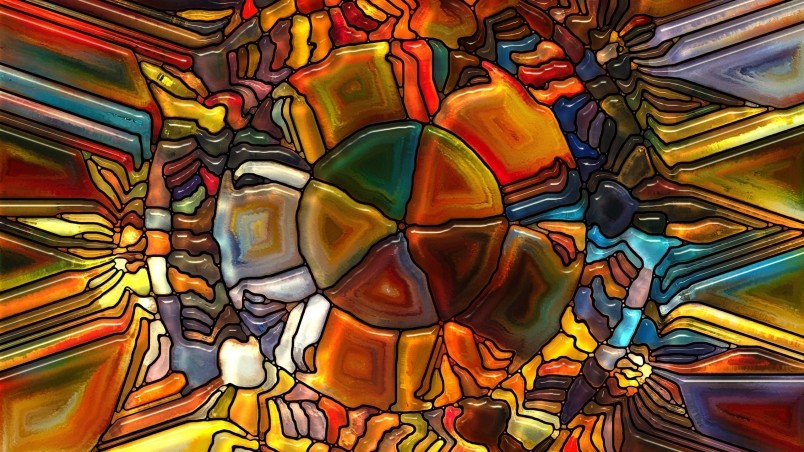 Islamic 3d Wallpapers Screensavers Stained Glass Hd Wallpaper Wallpaperfx